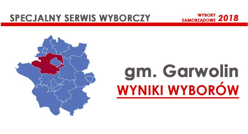Wybory samorządowe 2018, radni gminy Garwolin wybrani wyniki oficjalne - zdjęcie, fotografia