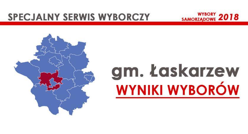 Wybory samorządowe 2018, radni gminy Łaskarzew wybrani wyniki oficjalne - zdjęcie, fotografia