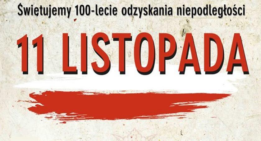 W Garwolinie, Świętujemy lecie odzyskania niepodległości - zdjęcie, fotografia