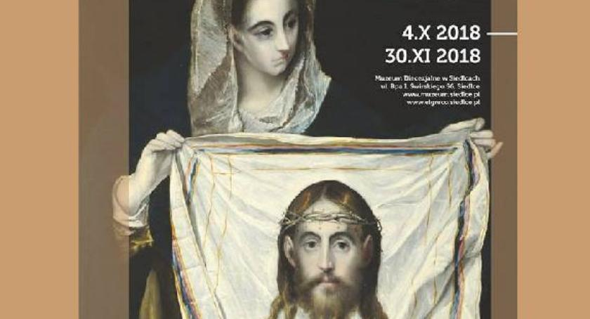 Inne Ciekawostki, Kulturowyjazdy wystawa obrazów Greca Siedlcach - zdjęcie, fotografia