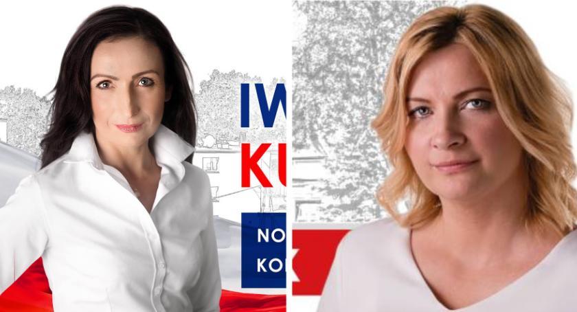 Wybory samorządowe 2018, Wyniki ankiety oddasz głos turze głosowania burmistrza Garwolina - zdjęcie, fotografia