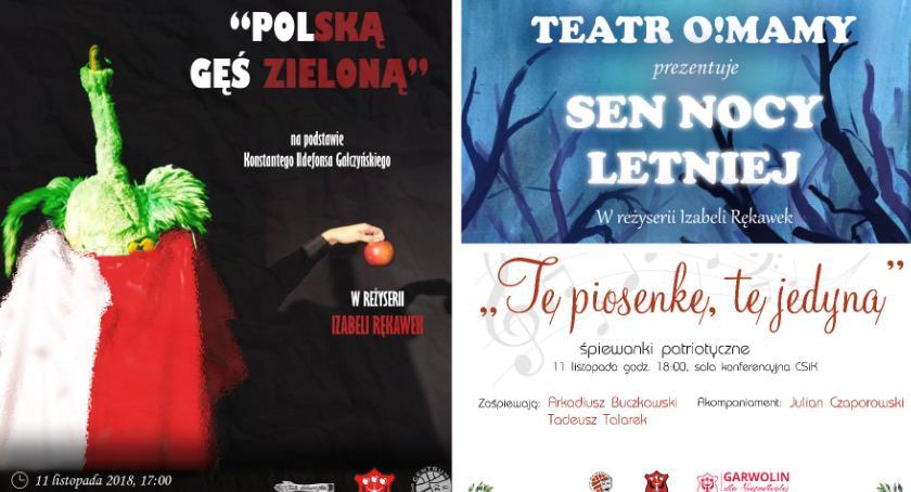 11 listopada w Garwolinie – świętowanie z kulturą
