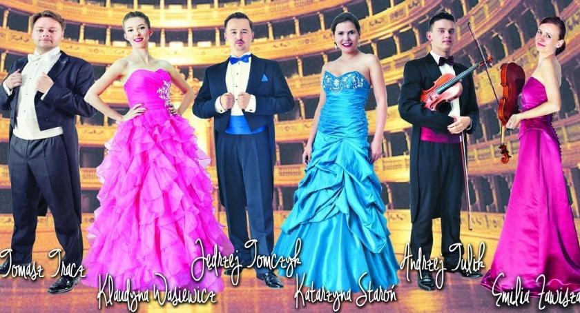 Koncerty, Koncert Wiedeński solistami międzynarodowych Warszawie konkurs - zdjęcie, fotografia