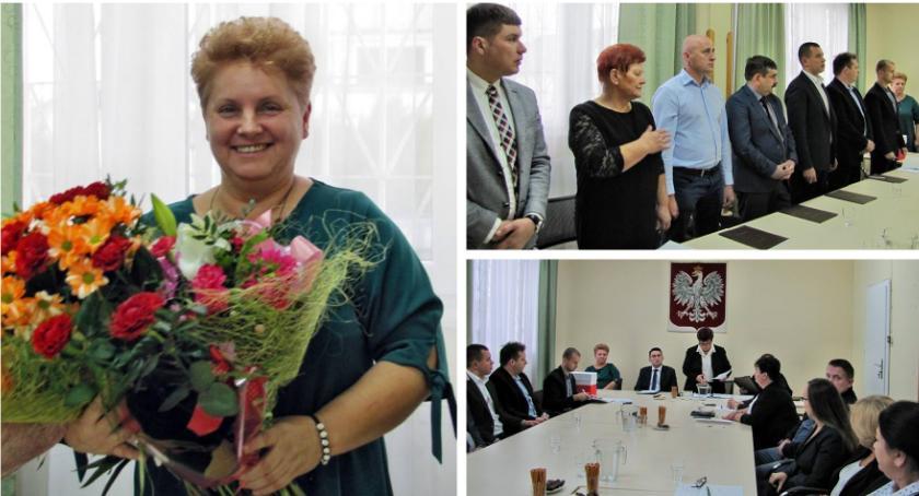 Inne Powiat, Wójt Głaszczka radni Wilga złożyli ślubowanie - zdjęcie, fotografia