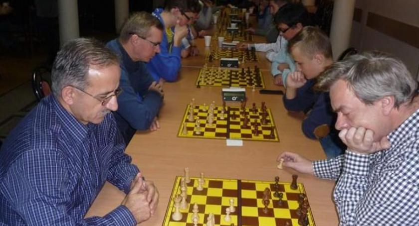 Inne Dyscypliny, Mikołajkowo Świąteczny Turniej Szachowy - zdjęcie, fotografia