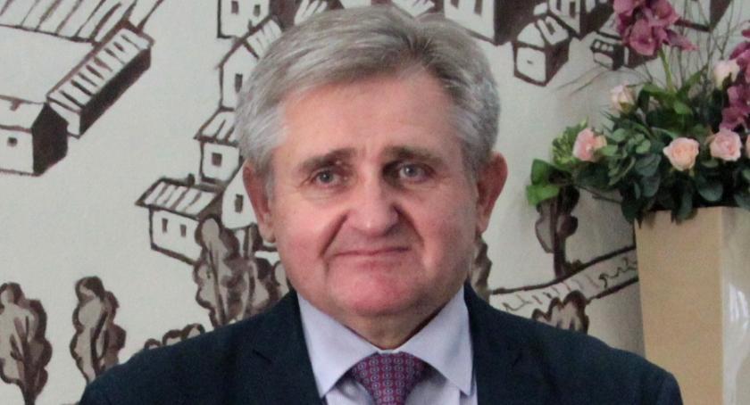 Inne Miejskie, Albert Baran zastępcą burmistrza Garwolina - zdjęcie, fotografia