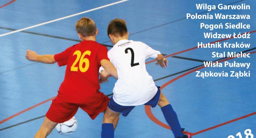 W Garwolinie, Piłkarski weekend Garwolinie! Turniej Piesiewicza - zdjęcie, fotografia