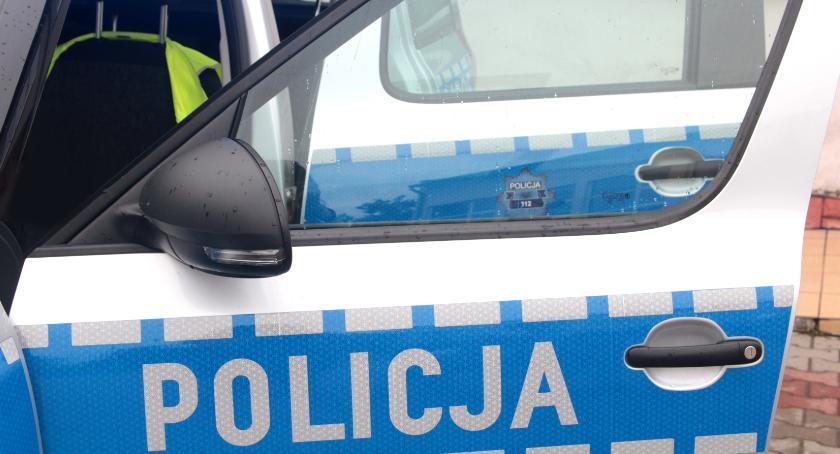 Komunikaty policji , Działania Najwięcej wykroczeń popełnili kierowcy - zdjęcie, fotografia