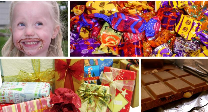 Charytatywnie, Świąteczne paczki dzieci Pomocy Dziecku radzi mamie pomaga - zdjęcie, fotografia