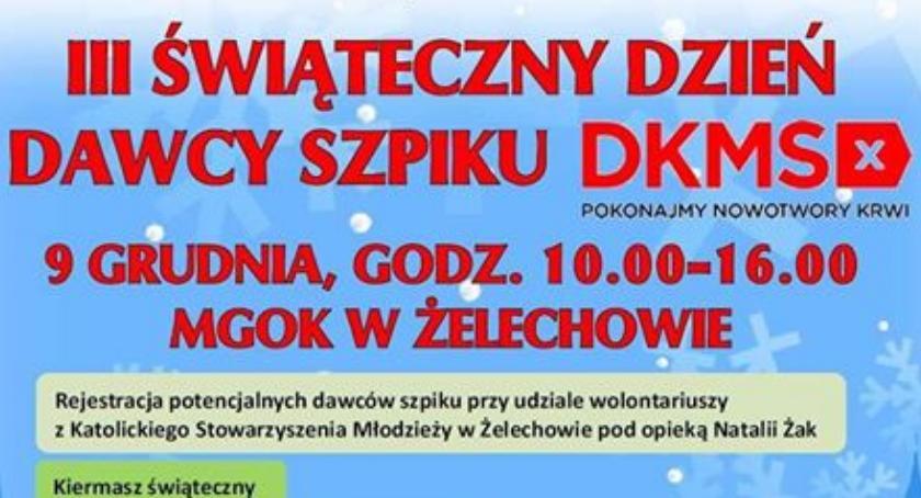 Dzień dawcy szpiku w Żelechowie