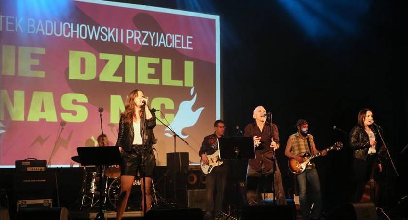 Koncerty, Muzyka Wojtka Baduchowskiego Przyjaciół - zdjęcie, fotografia