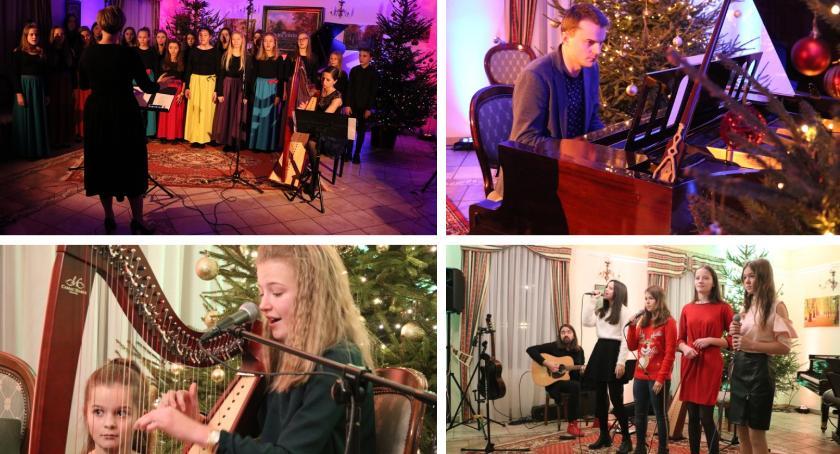 Koncerty, Miętnem nutą refleksji świętami - zdjęcie, fotografia