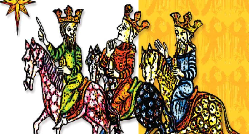 W Powiecie, Orszak Trzech Króli Łaskarzewie - zdjęcie, fotografia