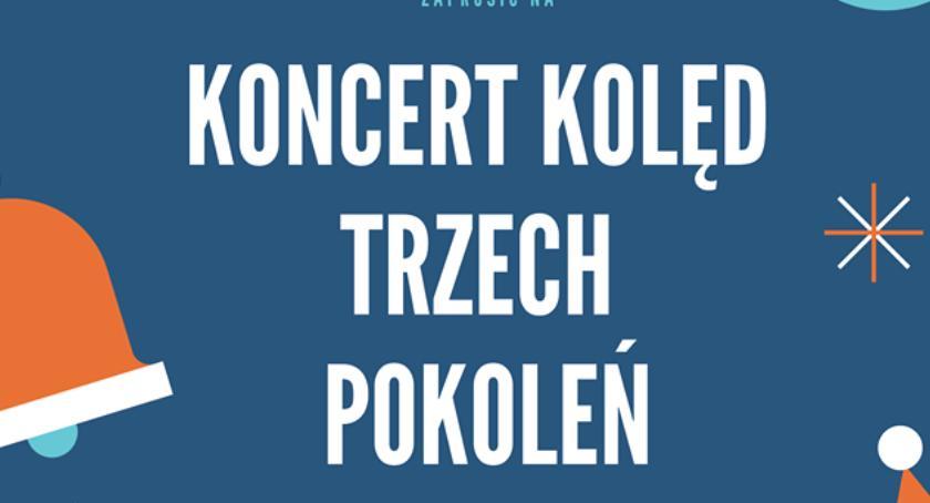 W Powiecie, Koncert Kolęd Trzech Pokoleń Borowiu - zdjęcie, fotografia