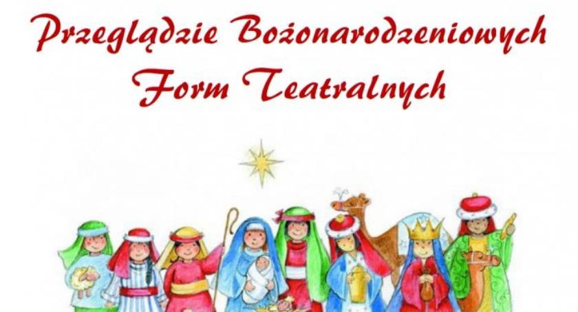 W Powiecie, Przegląd Bożonarodzeniowych Teatralnych - zdjęcie, fotografia