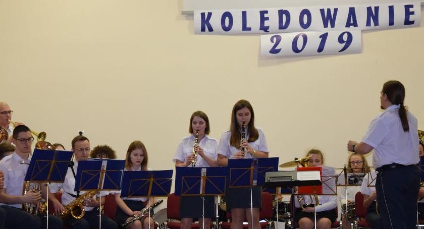 Koncerty, Koncert Kolęd Trzech Pokoleń Borowiu - zdjęcie, fotografia