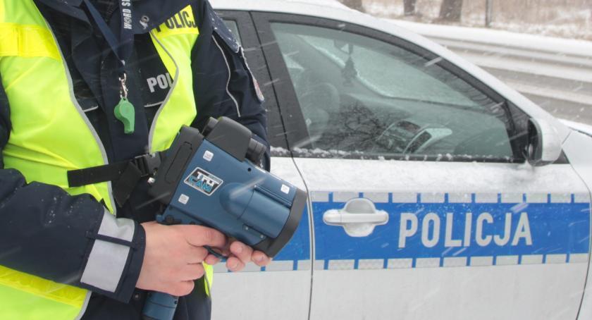 Inne Powiat, Prowadzili kaskadowy pomiar prędkości podsumowanie - zdjęcie, fotografia