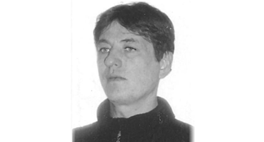 Komunikaty policji , Zaginął Leszek Babik - zdjęcie, fotografia