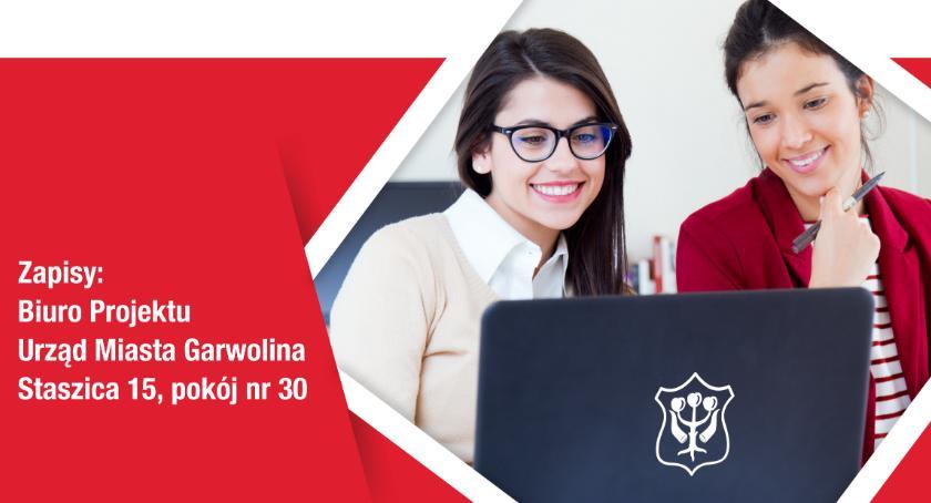 Szkolenia komputerowe dla mieszkańców Garwolina