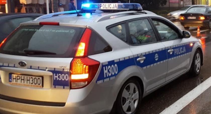 Inne Powiat, Policjanci eliminowali negatywne zachowania drodze - zdjęcie, fotografia