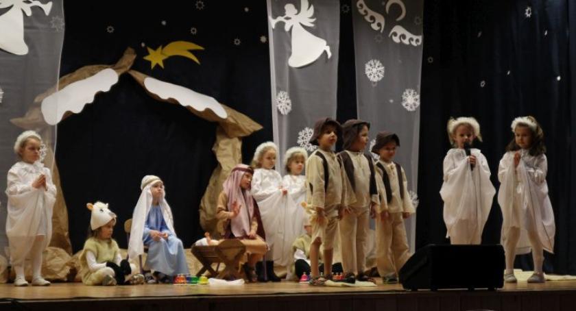 Teatr, Przegląd Bożonarodzeniowych Teatralnych Żelechowie - zdjęcie, fotografia