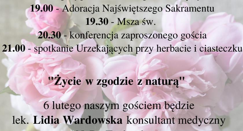 W Powiecie, Kobieta kościele Obecna! - zdjęcie, fotografia