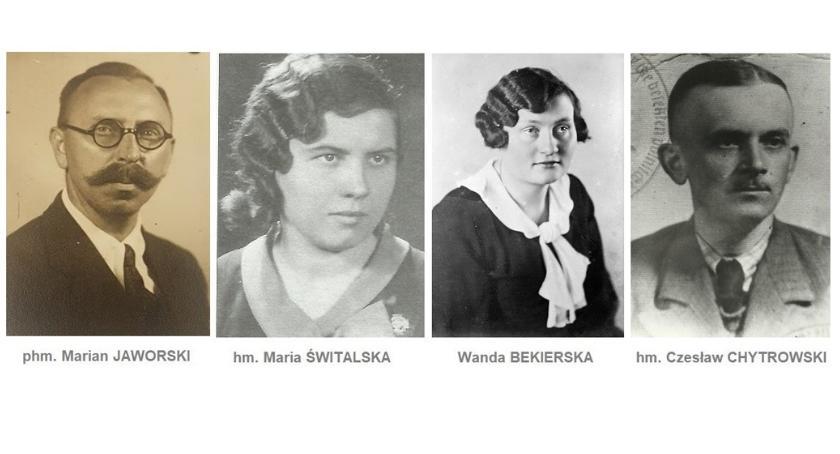Upamiętnią wychowawców z okresu II Wojny Światowej