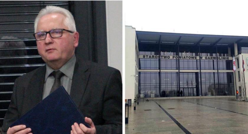 Inne Powiat, Dyrektor Majewski złożył rezygnację zastąpił - zdjęcie, fotografia