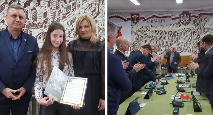 Inne Miejskie, Kotlarska stypendium sportowym burmistrza - zdjęcie, fotografia