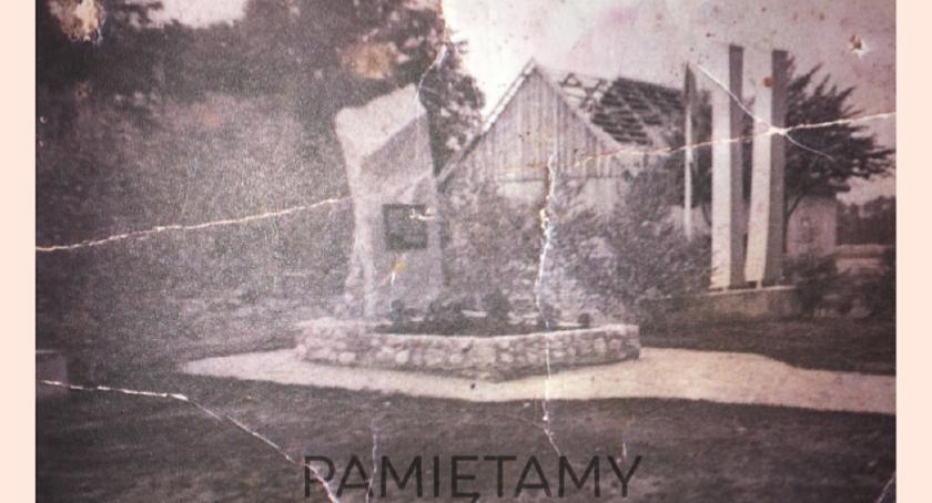 Historia, Upamiętnią rocznicę pacyfikacji Wanaty - zdjęcie, fotografia