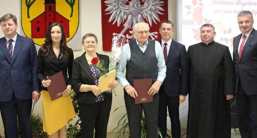 Inne Powiat, Jubileusz małżeńskich Miastkowie Kościelnym - zdjęcie, fotografia