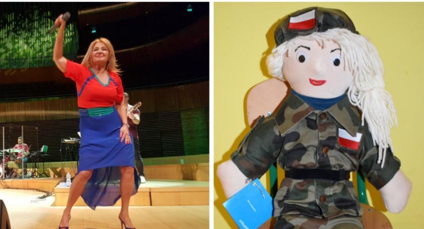 Inne Ciekawostki, Walczą koncert Majki Jeżowskiej przedszkolu oddaj głos laleczkę - zdjęcie, fotografia