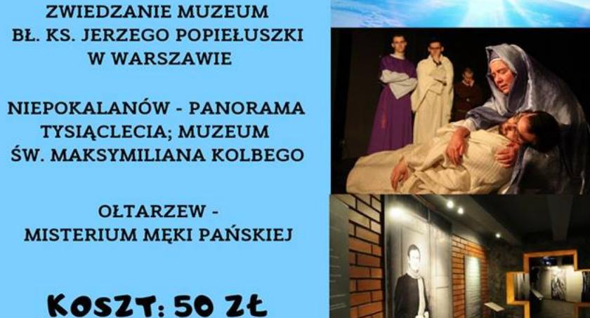 Inne Ciekawostki, Warszawa Niepokalanów Ołtarzew NieKANApowi zapraszają pielgrzymkę - zdjęcie, fotografia