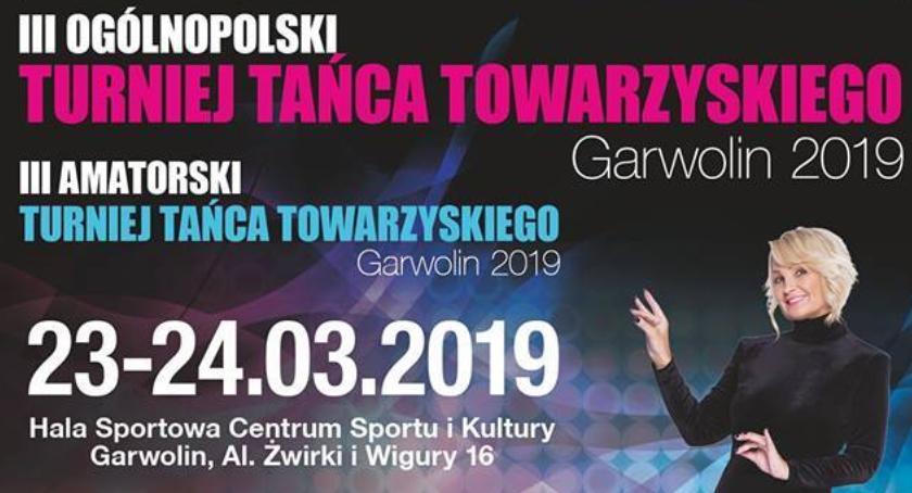 W Garwolinie, Grand Polski tańcu towarzyskim Garwolinie - zdjęcie, fotografia