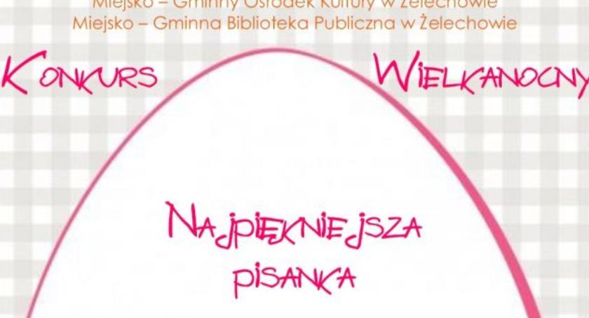 W Powiecie, Konkurs Najpiękniejsza pisanka - zdjęcie, fotografia