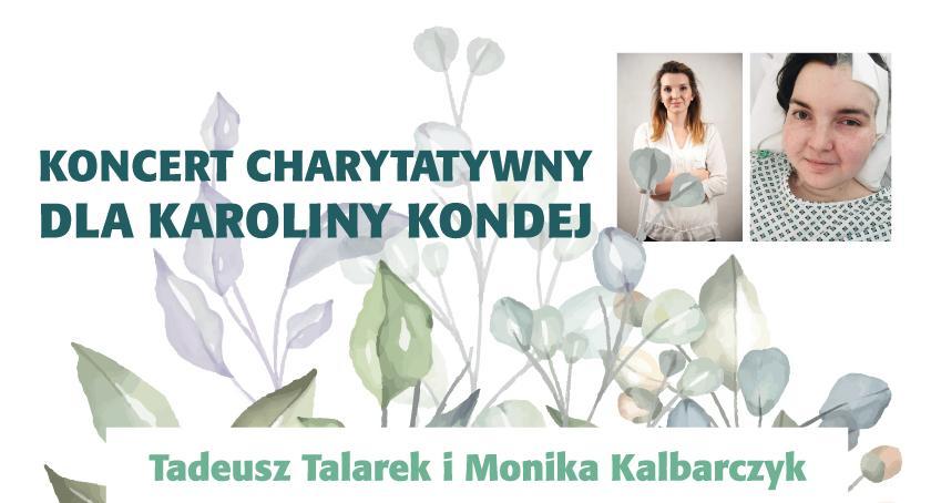 W Garwolinie, Koncert charytatywny Karoliny Kondej - zdjęcie, fotografia