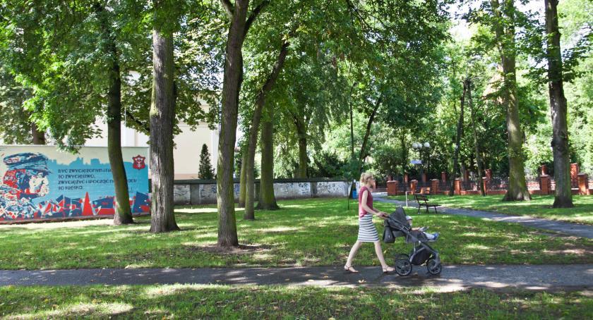 Inne Miejskie, Parki Garwolinie będą jeszcze piękniejsze - zdjęcie, fotografia