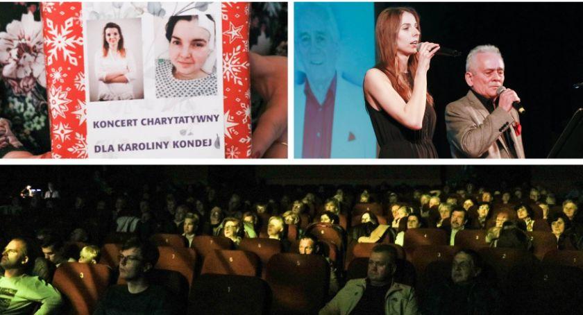 Koncerty, Koncert charytatywny Karoliny zebrali - zdjęcie, fotografia