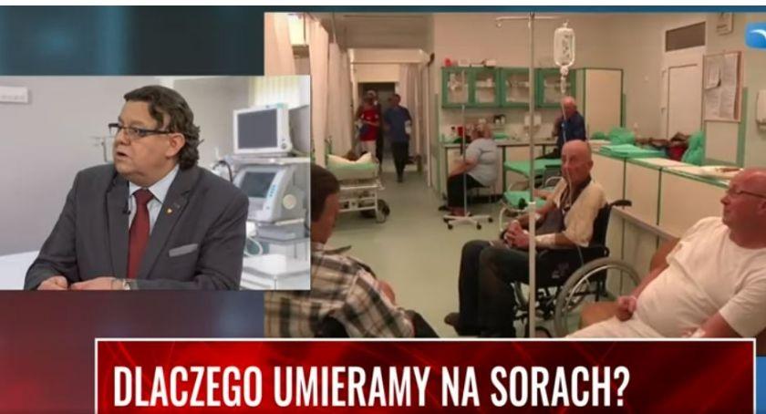 Inne Ciekawostki, Śmierć dyrektor szpitala Krzysztof Żochowski wPolsce - zdjęcie, fotografia