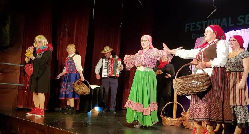 Teatr, Sukces Amatorskiego Teatru Klubu Seniora Garwolinie - zdjęcie, fotografia