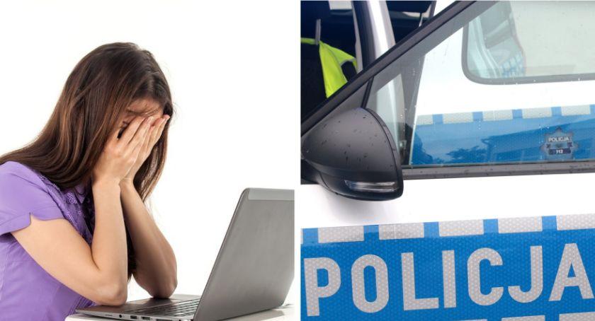 Sprawy kryminalne , Mieszkańcy powiatu oszukani sieci uwaga linki przelewu - zdjęcie, fotografia