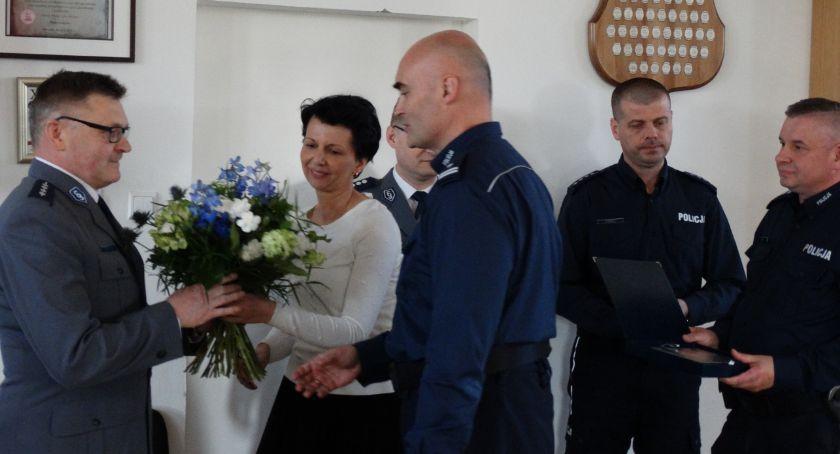 Inne Powiat, Kapusta zastąpił Sągola zmiany policji Żelechowie - zdjęcie, fotografia