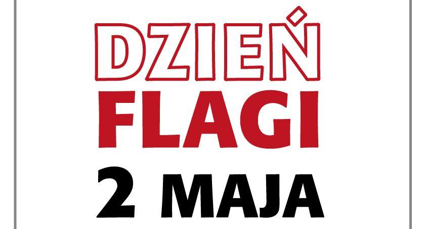 W Garwolinie, Świętuj Dzień Flagi - zdjęcie, fotografia
