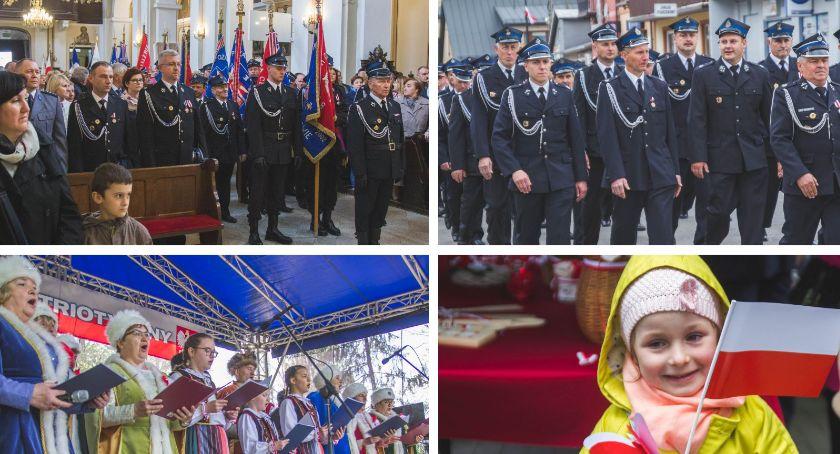 Uroczystości Powiat, Potrójne majowe święto Żelechowie - zdjęcie, fotografia