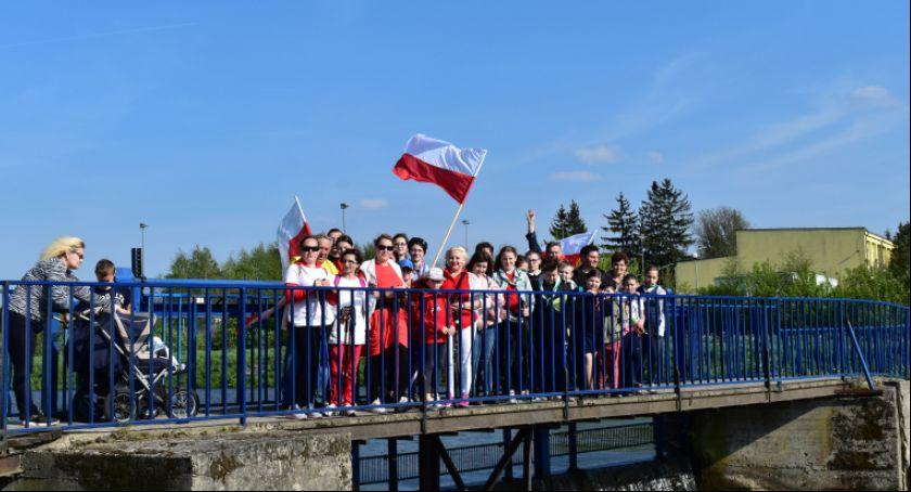 Inne Dyscypliny, pomaszerowali biało czerwonej - zdjęcie, fotografia