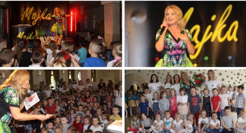Koncerty, Majka Jeżowska wystąpiła przedszkolaków Razem UNICEF ratują życie dzieci - zdjęcie, fotografia