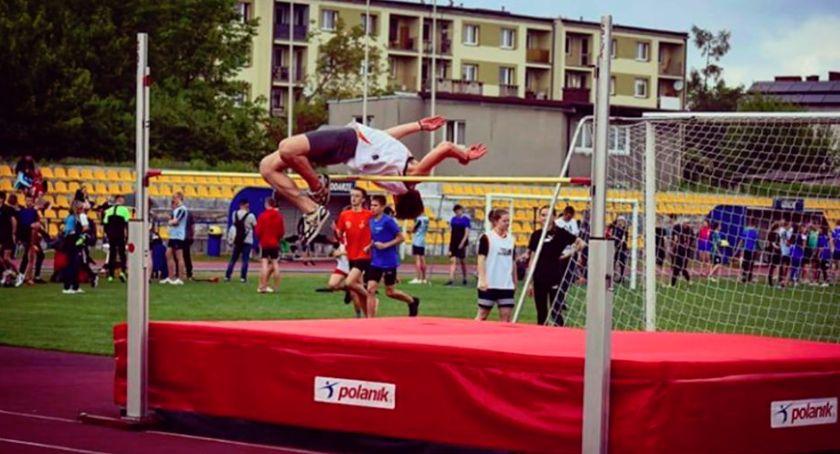 Lekkoatletyka, Awansowali Igrzyska Mazowieckie lekkiej atletyce - zdjęcie, fotografia