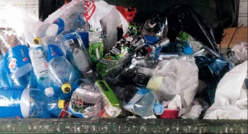 Inne Miejskie, Śmieciowy problem mieście - zdjęcie, fotografia
