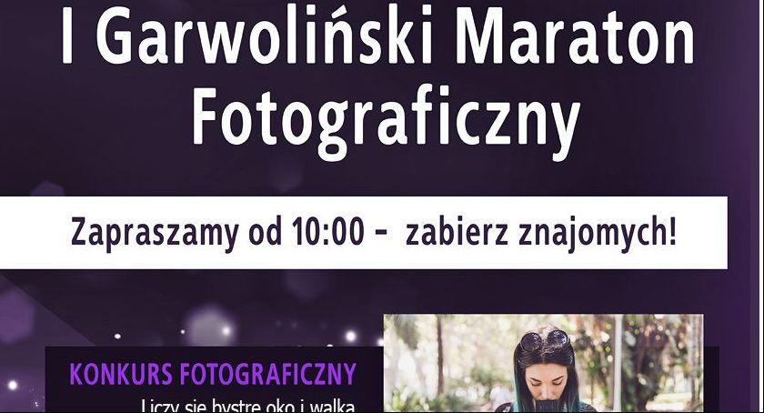 W Garwolinie, Garwoliński Maraton Fotograficzny biegania - zdjęcie, fotografia