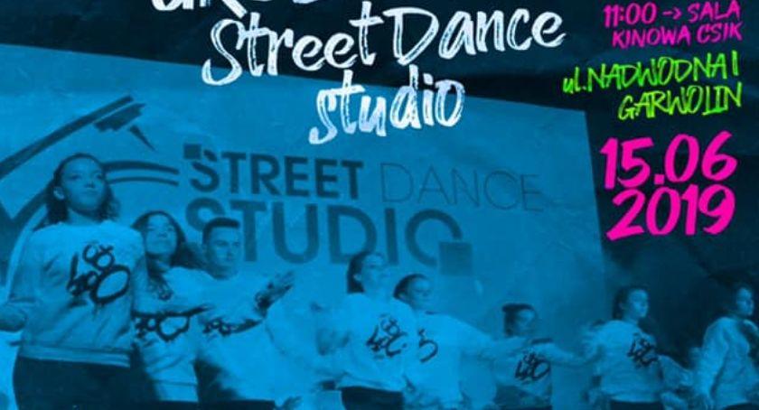 W Garwolinie, Taneczna Street Dance Studio urodziny studio tańca - zdjęcie, fotografia
